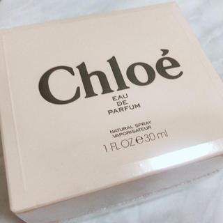 クロエ(Chloe)の未開封箱付き クロエ オードパルファム 30ml(香水(女性用))