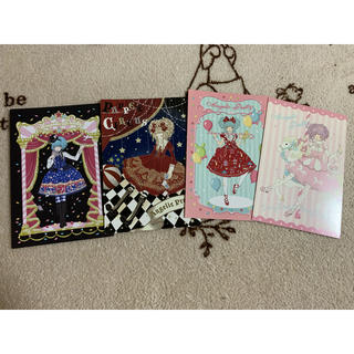 アンジェリックプリティー(Angelic Pretty)のanglic pretty ポストカード 今井キラ(写真/ポストカード)