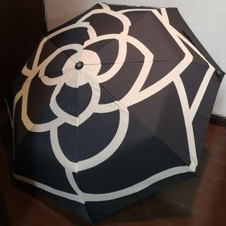 シャネル(CHANEL)のCHANEL シャネル 折り畳み傘 日傘 カメリア(傘)