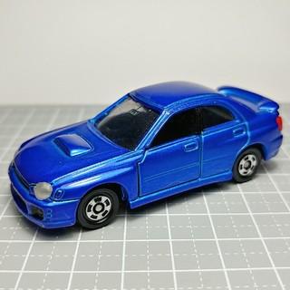 575 トミカ No54 (2000)スバル インプレッサ(2代目-丸目)(ミニカー)