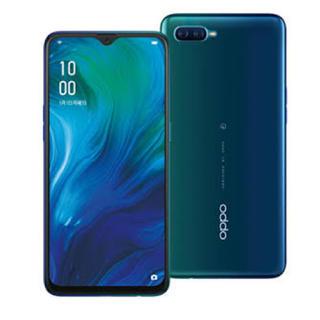 OPPO reno A 128GB 新品未使用(スマートフォン本体)
