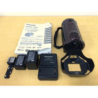 パナソニック(Panasonic)のPanasonic パナソニック☆デジタル 4K ビデオカメラ HC-WX970(ビデオカメラ)