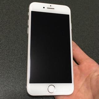 アイフォーン(iPhone)の即決最優先! 超美品 SIMフリー iPhone7 256GB シルバー(スマートフォン本体)