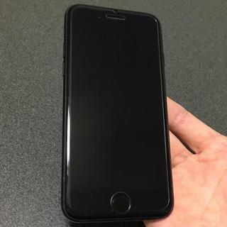 アイフォーン(iPhone)の即決最優先! 超美品 iPhone7 256GB docomo マットブラック(スマートフォン本体)