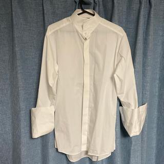 結婚式 新郎用ワイシャツ(白色)(シャツ)