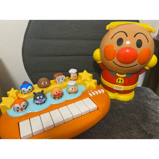 アンパンマン - アンパンマン ピアノ おそらでコンサート + お菓子ケース