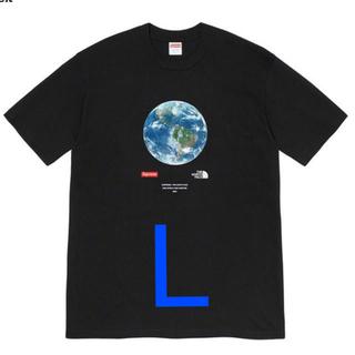 シュプリーム(Supreme)のSupreme The North Face One World Tee L(Tシャツ/カットソー(半袖/袖なし))