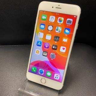 アップル(Apple)の【◆Ki230】SIMフリー iPhone6sPlus シルバー 128GB(スマートフォン本体)