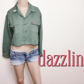 dazzlin - 必需品♪ダズリン お出かけカジュアルジャケット♡マウジー トミー