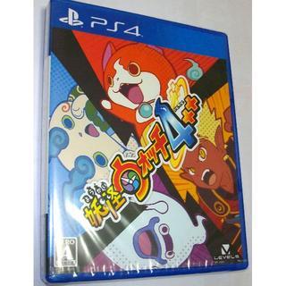 新品 PS4 妖怪ウォッチ4 ++ / ぷらぷら(家庭用ゲームソフト)