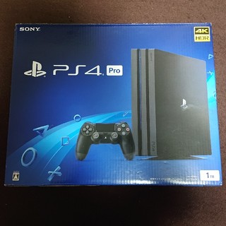 SONY PlayStation4 Pro  1tb  PS4(家庭用ゲーム機本体)