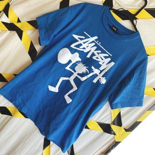 ステューシー(STUSSY)のstussyロゴT APE レジェンダ ロンハーマン FR2 ルーカ MHL(Tシャツ/カットソー(半袖/袖なし))