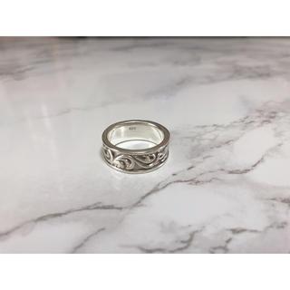 デザインリング シルバー925 18号(リング(指輪))