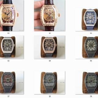 FRANCK MULLER 自動巻き腕時計(腕時計(アナログ))