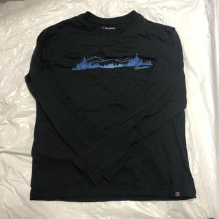 バーグハウス 長袖Tシャツ ロングTシャツ Mサイズ(Tシャツ/カットソー(七分/長袖))