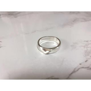 デザインリング シルバー925 20号(リング(指輪))