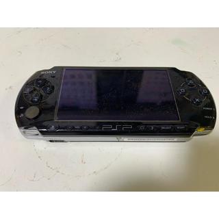 プレイステーションポータブル(PlayStation Portable)のソニー・PSP-3000!ブラック(携帯用ゲーム機本体)