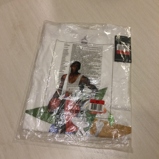 jordan Tシャツ Nike bred シュプリーム バッグスバニー(Tシャツ/カットソー(半袖/袖なし))