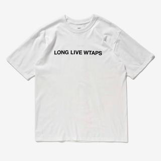 W)taps - XLサイズ wtaps llw tee white design