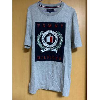 トミーヒルフィガー(TOMMY HILFIGER)のtommy刺繍Tシャツ(Tシャツ/カットソー(半袖/袖なし))