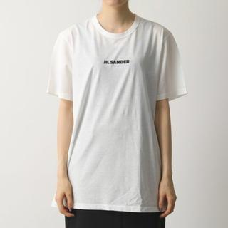 ジルサンダー(Jil Sander)のジルサンダー ロゴTシャツ(Tシャツ/カットソー(半袖/袖なし))