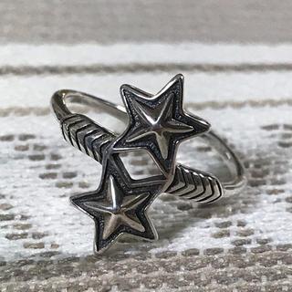 silver925 スター リング 15号(リング(指輪))