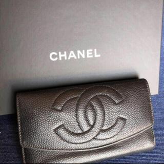 CHANEL - 正規品 CHANEL   財布