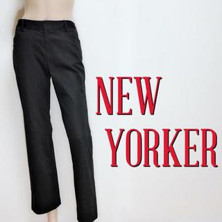 ニューヨーカー(NEWYORKER)の大人の♪ニューヨーカー キレカジ ストレッチパンツ♡ノーリーズ セオリー(カジュアルパンツ)