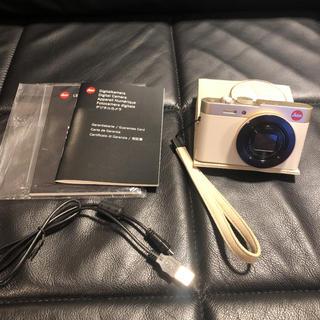 ライカ(LEICA)の【極美品】Leica C Typ 112 ライカ コンパクトデジタルカメラ(コンパクトデジタルカメラ)