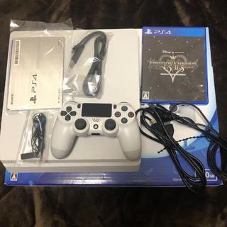 プレイステーション4(PlayStation4)のPS4 SLIM 500GB ゲーム複数おまけあり(家庭用ゲーム機本体)
