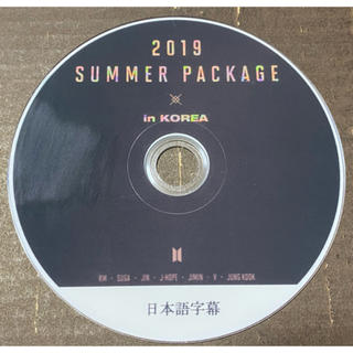 ボウダンショウネンダン(防弾少年団(BTS))の【訳あり】BTS サマパケ 2019(アイドル)