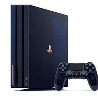 プレイステーション4(PlayStation4)の【新品】ps4 pro 500 Million Limited Edition(家庭用ゲーム機本体)