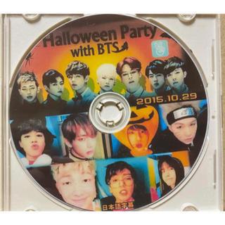 ボウダンショウネンダン(防弾少年団(BTS))のBTS ハロウィンパーティー DVD(アイドル)