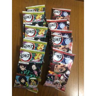 バンダイ(BANDAI)の鬼滅の刃ウエハース2 10袋(キャラクターグッズ)