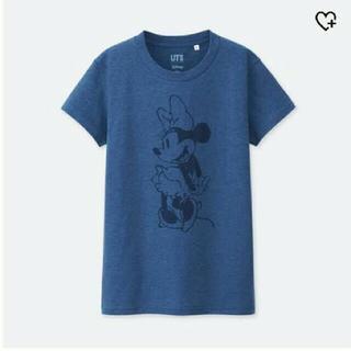 ユニクロ(UNIQLO)のUNIQLO 2018 ミニー 半袖 Tシャツ(Tシャツ(半袖/袖なし))