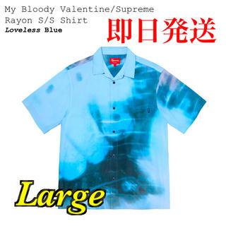 シュプリーム(Supreme)のSupreme My Bloody Valentine Rayon Shirt(シャツ)