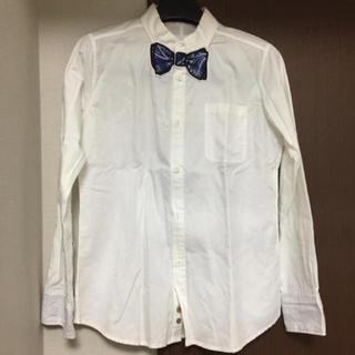 BEAMS - BEAMSで購入 蝶ネクタイシャツ
