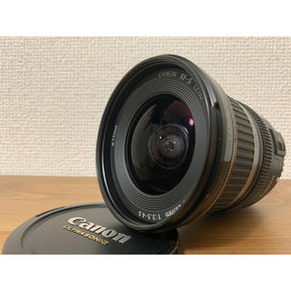 キヤノン(Canon)の⭐︎美品 Canon EF-S 10-22 f3.5-4.5 USM(レンズ(ズーム))
