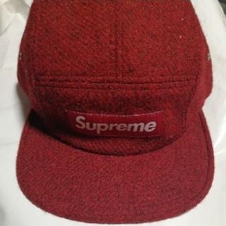 シュプリーム(Supreme)のsupreme  シュプリーム キャップ cap  (キャップ)
