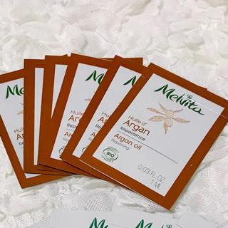 メルヴィータ(Melvita)のメルヴィータ  アルガンオイル サンプル (サンプル/トライアルキット)