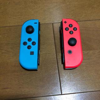 ニンテンドースイッチ(Nintendo Switch)の任天堂 Switch ジョイコン ジャンク品(その他)