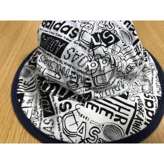 アディダス(adidas)のadidasバケットハット  フリーサイズ(48cm)(帽子)