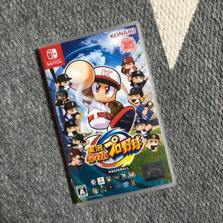 ニンテンドースイッチ(Nintendo Switch)のパワプロ パワフルプロ野球 スイッチ switch アミーボ amiibo 付属(携帯用ゲームソフト)