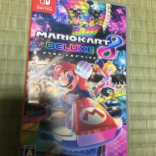 ニンテンドースイッチ(Nintendo Switch)のマリオカート8 デラックス Switch マリカ(家庭用ゲームソフト)