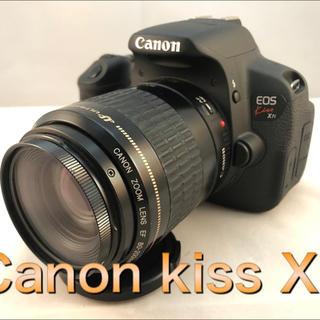 キヤノン(Canon)のCanon デジタル一眼レフ EOS Kiss X7i(デジタル一眼)