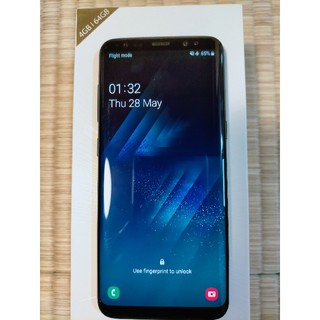 ギャラクシー(Galaxy)のgalaxy S8 海外版SIMフリー(スマートフォン本体)