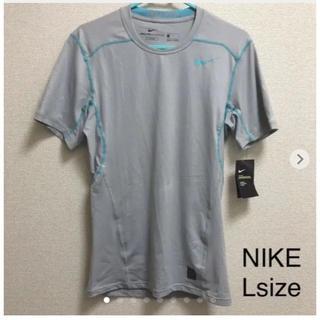 NIKE - PRO Tシャツ HYPERCOOL グレー メンズ ナイキ