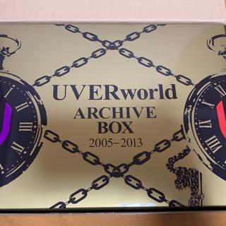 UVERworld ARCHIVE BOX 2005-2013(ミュージシャン)