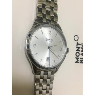 モンブラン(MONTBLANC)のモンブラン  時計 自動巻き ヘリテージ112532(腕時計(アナログ))