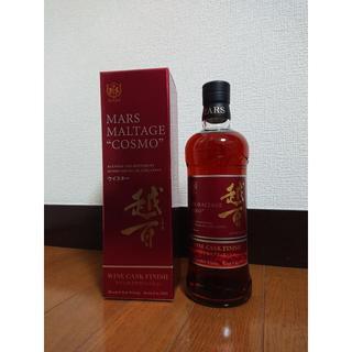 【新品・未開封】マルス 越百 ワインカスク 700ml(ウイスキー)